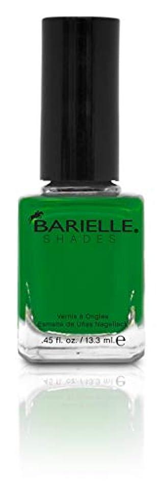 石の良性病弱BARIELLE バリエル グリーンwithエンビー 13.3ml Green With Envy 5234 New York 【正規輸入店】