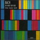 バッハ:フーガの技法BWV.1080(サキソフォーン四重奏用編曲)(2枚組)