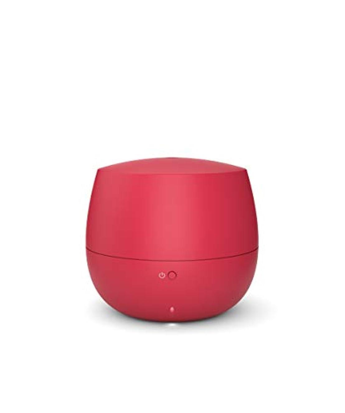 進化ゴミバイオレットMia アロマディフューザー レッド Stadler Form スタドラフォーム Mia Aroma Diffuser Red 超音波式 ンテリア コンパクト ギフト プレゼント