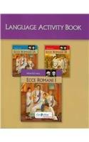 Download Ecce Romani Langauage Activity Book 1 0133611191