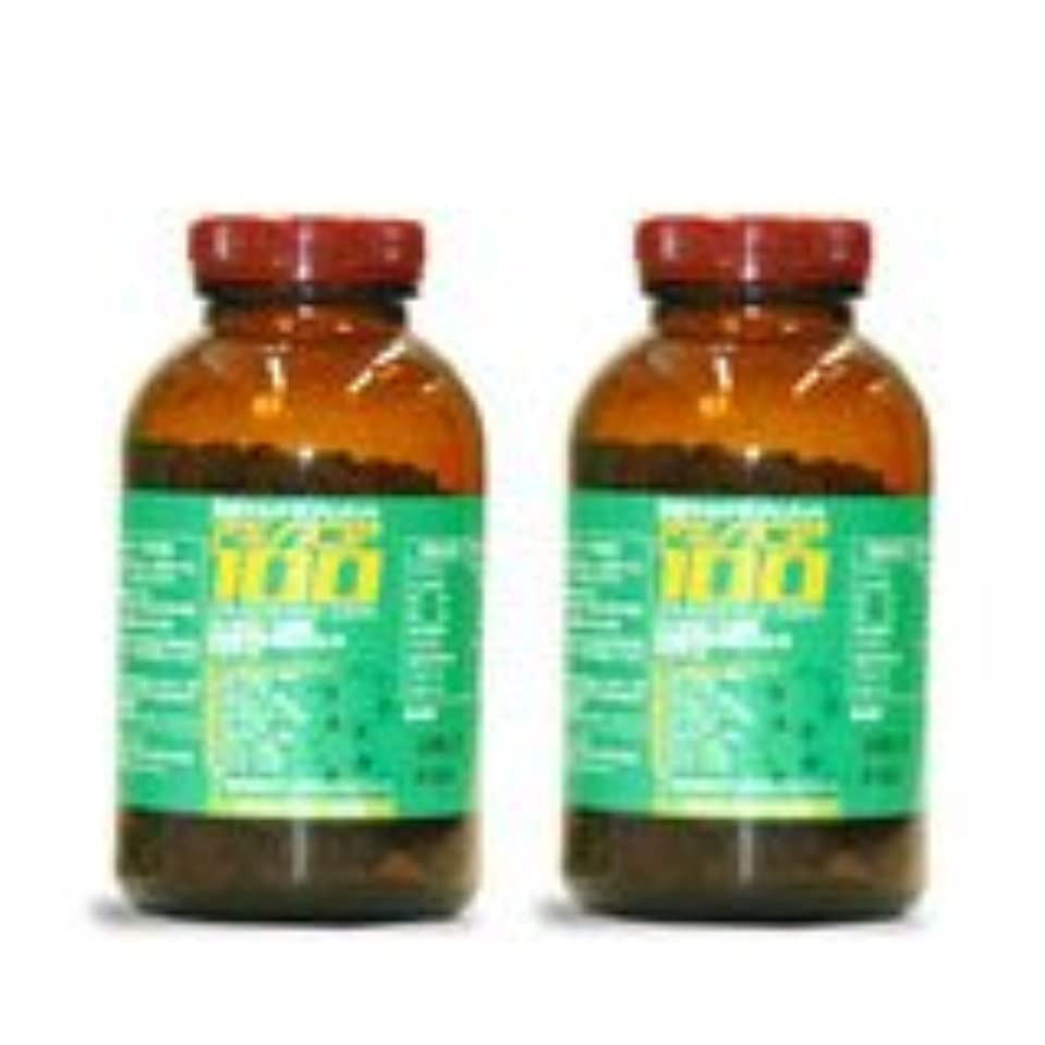 主張追放分泌するアミノスコア100 2個セット 1000粒x2