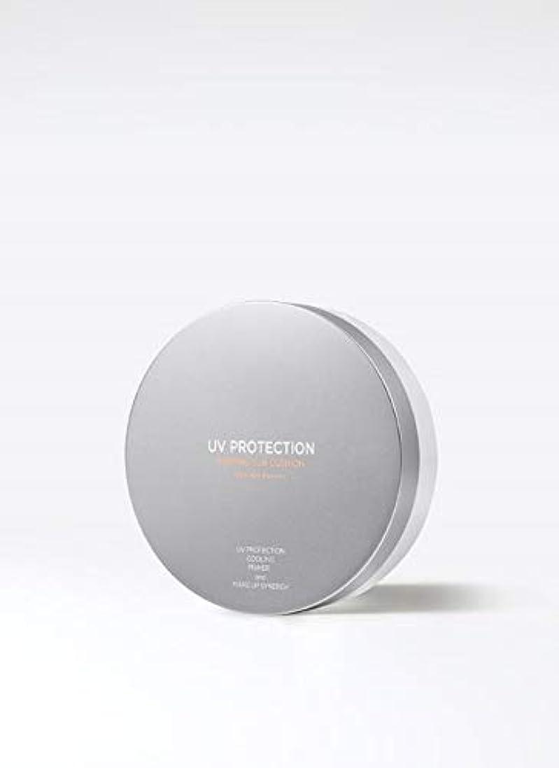 マナー目を覚ますボーダー[KLAVUU] クラビューUVプロテクションプライミング線クッションSPF 50+ PA ++++ 13g / UV PROTECTION PRIMING SUN CUSHION SPF 50+ PA ++++ 0.46...