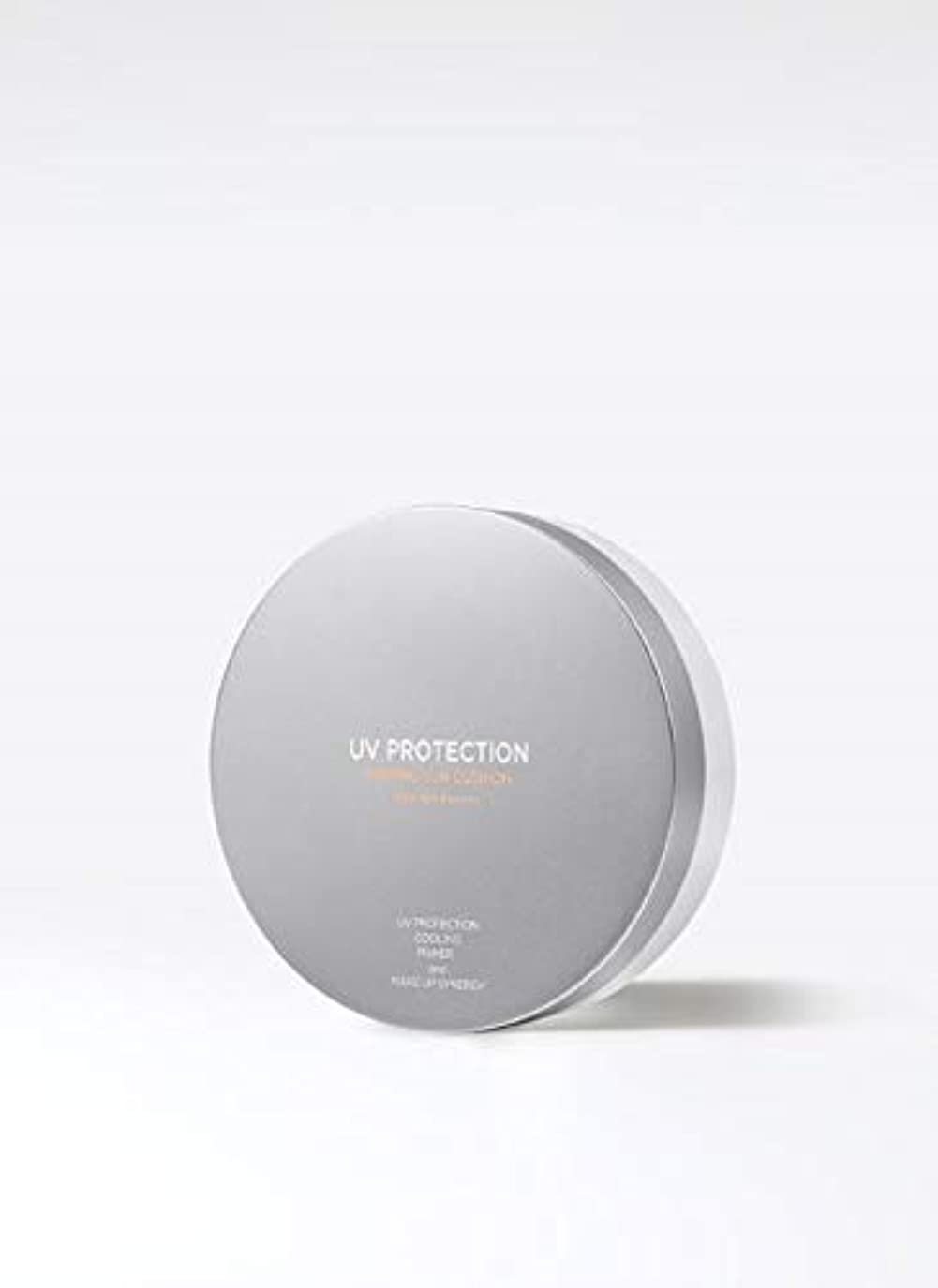 ライトニング深い怖い[KLAVUU] クラビューUVプロテクションプライミング線クッションSPF 50+ PA ++++ 13g / UV PROTECTION PRIMING SUN CUSHION SPF 50+ PA ++++ 0.46...