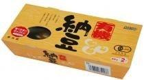 ムソー 有機カップ入り納豆・タレ付 ×10セット