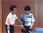 343d 弱い選手が強くなる!~卓球経験のない指導者のための指導の視点とその工夫~