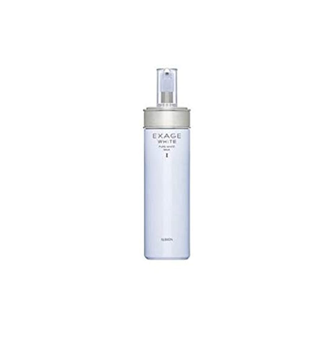 ぼかす削る名目上のALBION(アルビオン) エクサージュホワイト ピュアホワイト ミルク I 200g [ 乳液 ]