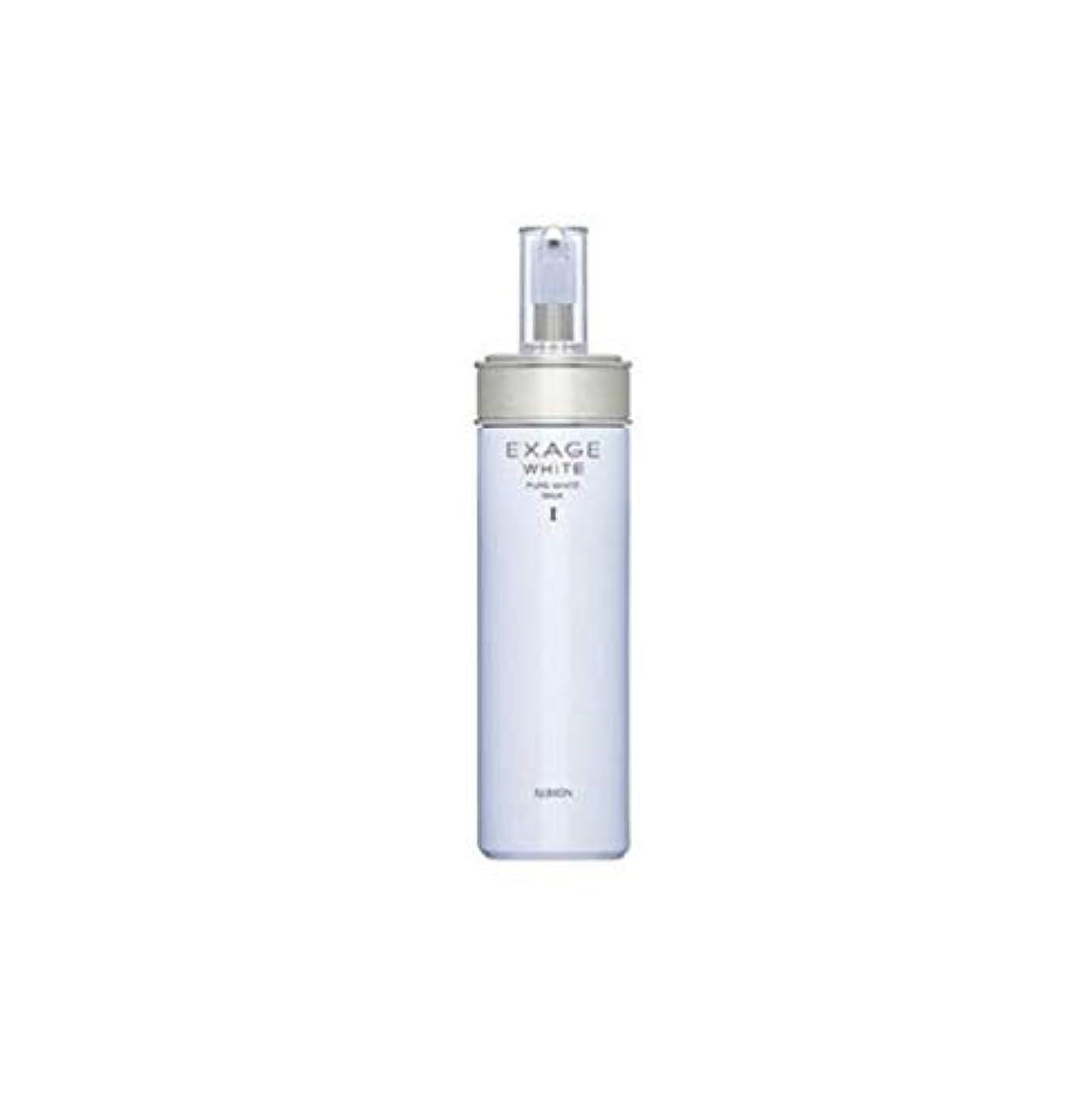 赤字びん湿地ALBION(アルビオン) エクサージュホワイト ピュアホワイト ミルク I 200g [ 乳液 ]