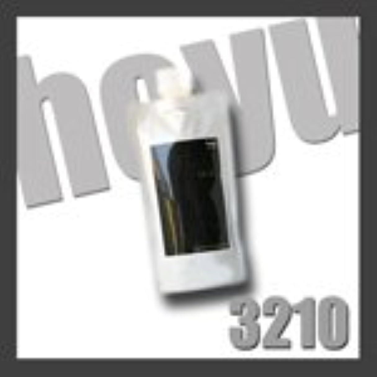 悪意矛盾斧HOYU ホーユー 3210 ミニーレ ウルトラハード ワックス レフィル 200g 詰替用 フィニッシュワークシリーズ