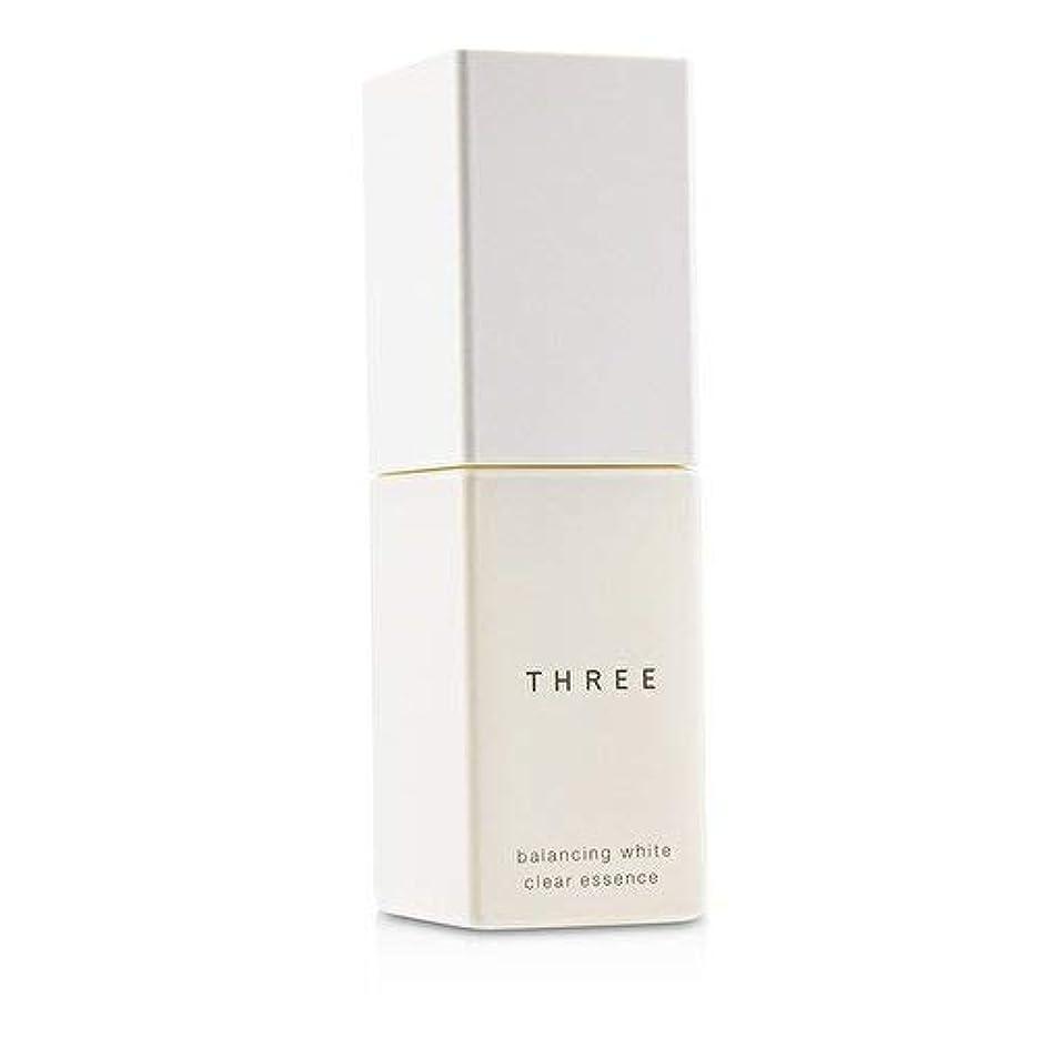 贅沢露出度の高い保証THREE バランシング ホワイト クリアエッセンス(医薬部外品)