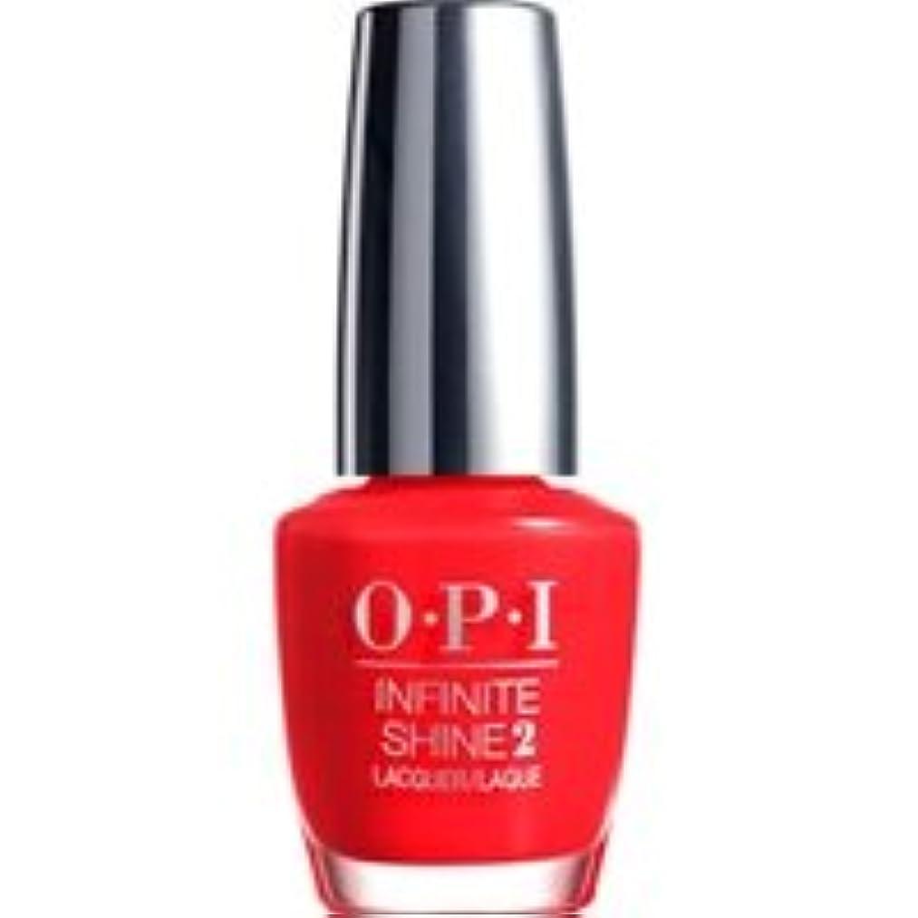 長くするロック野なO.P.I IS L08 Unrepentantly Red(アンリペンタントリーレッド) 15ml