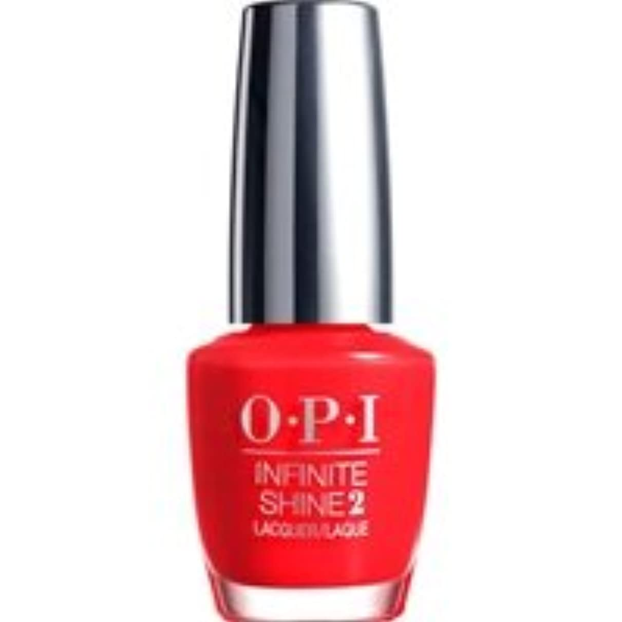 海岸環境保護主義者食事O.P.I IS L08 Unrepentantly Red(アンリペンタントリーレッド) 15ml