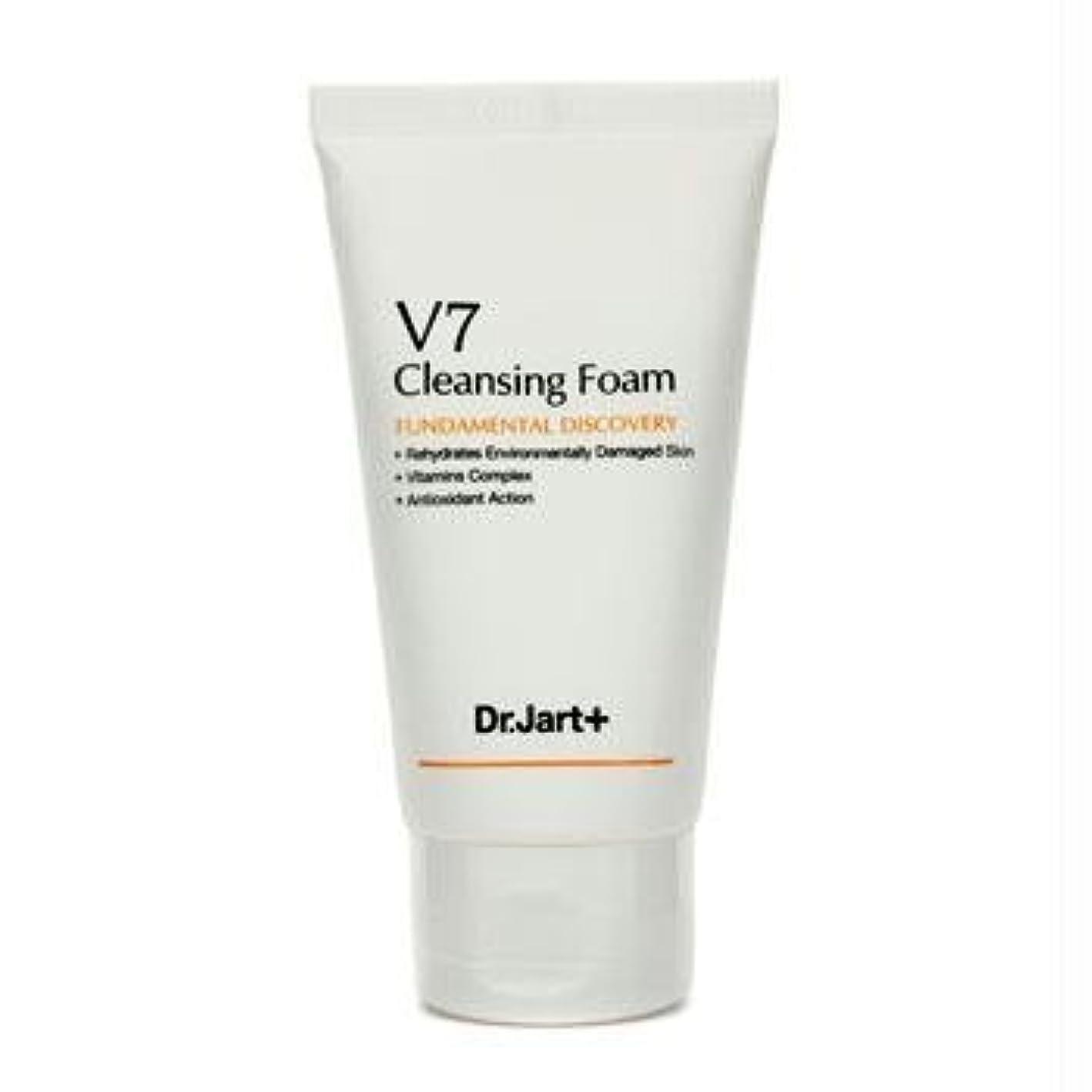支援するアリーナ昆虫Dr. Jart+ - V7 Cleansing Foam - 100ml/3.5oz by Dr. Jart+ [並行輸入品]