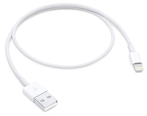 Apple Lightning - USBケーブル (0.5 m)