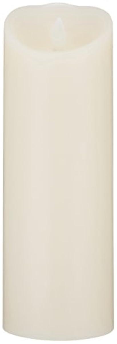 やさしく用心深いイブLUMINARA(ルミナラ)ピラー3×8【ギフトボックス付き】 「 アイボリー 」 03070030BIV