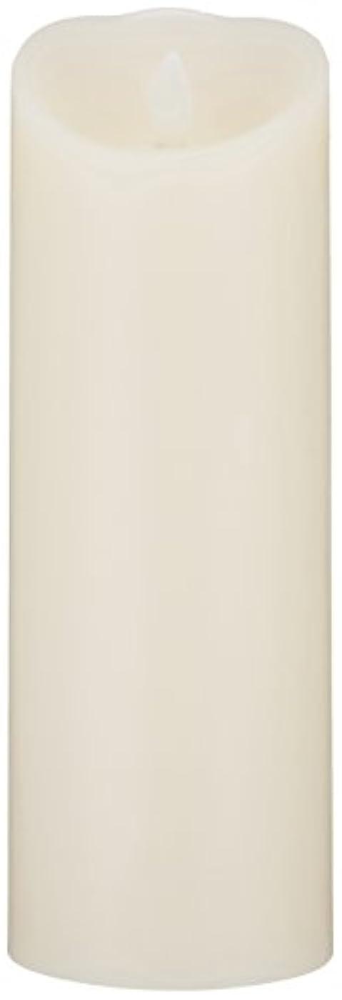 フローキャップ伝統的LUMINARA(ルミナラ)ピラー3×8【ギフトボックス付き】 「 アイボリー 」 03070030BIV