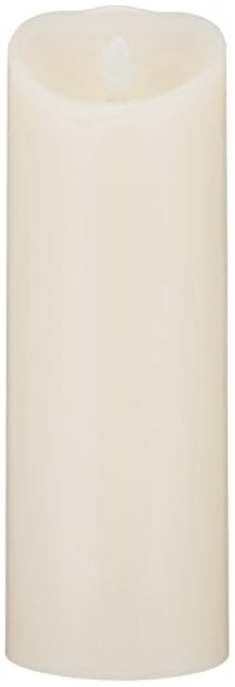 交通渋滞花瓶パンダLUMINARA(ルミナラ)ピラー3×8【ギフトボックス付き】 「 アイボリー 」 03070030BIV