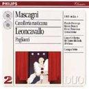 Mascagni: Cavalleria Rusticana / Leoncavallo: Pagliacci (1996-09-06)