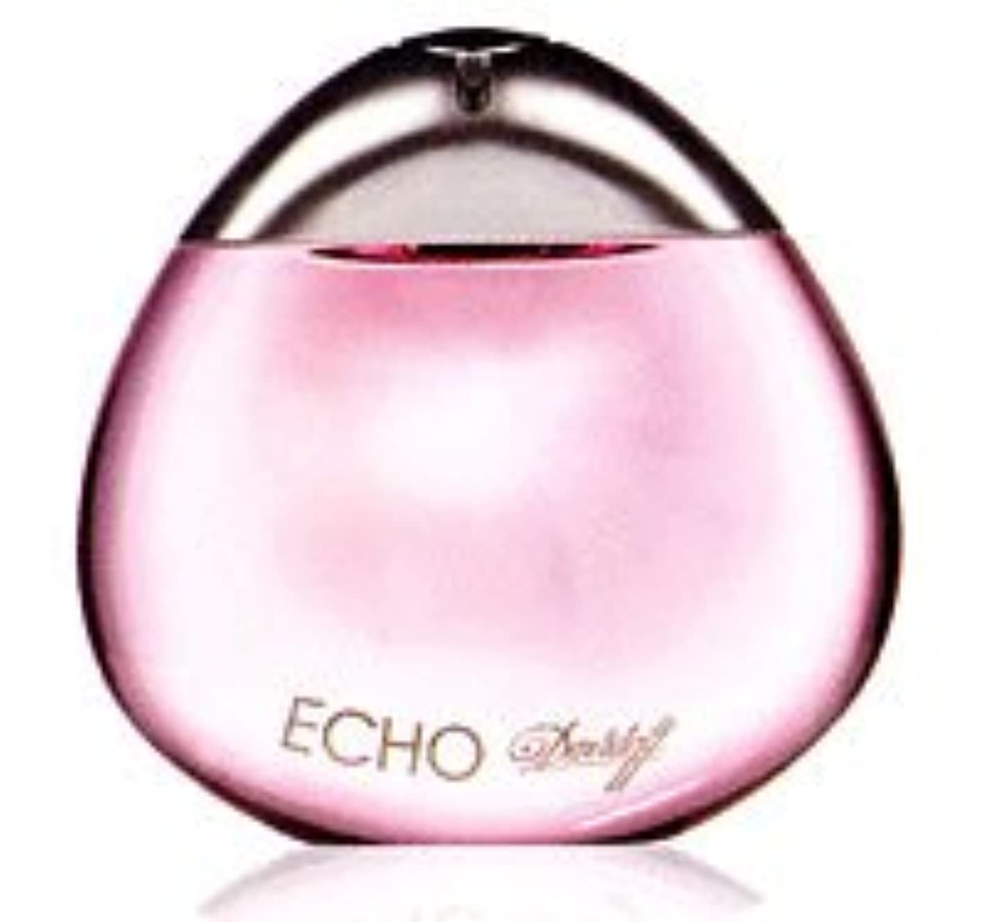 黄ばむヒゲ豊かにするEcho (エコー)3.4 oz (100ml) EDP Spray by Davidoff for Women
