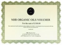 NHR 繧ェ繝シ繧ャ繝九ャ繧ッ繧ェ繧、繝ォ繧コ 繧ョ繝輔ヨ蛻ク (ツ」50) by NHR Organic Oils