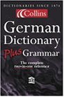Cover of Collins Dictionary and Grammar – Collins German Dictionary Plus Grammar