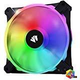 RGBケースファン マルチカラー RGBX-1PACK