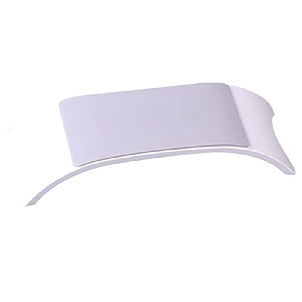 かき混ぜるめんどり逆さまにプロフェッショナルネイル手洗いシリコーンクッション枕ハンド枕の手首白い手すりラックマニキュア