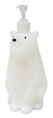 Hashy ベアディスペンサー L ホワイト HB-2857