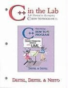 C++ Lab Manual (3rd Edition)