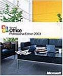 【旧商品/サポート終了】Microsoft Office 2003 Pro バージョンアップ 英語版