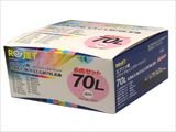 インクカートリッジ エプソンICBK70L/ICC70L/ICM70L/ICY70L/ICLC70L/ICLM70L6色BOX (IC6CL70L) リサイクル