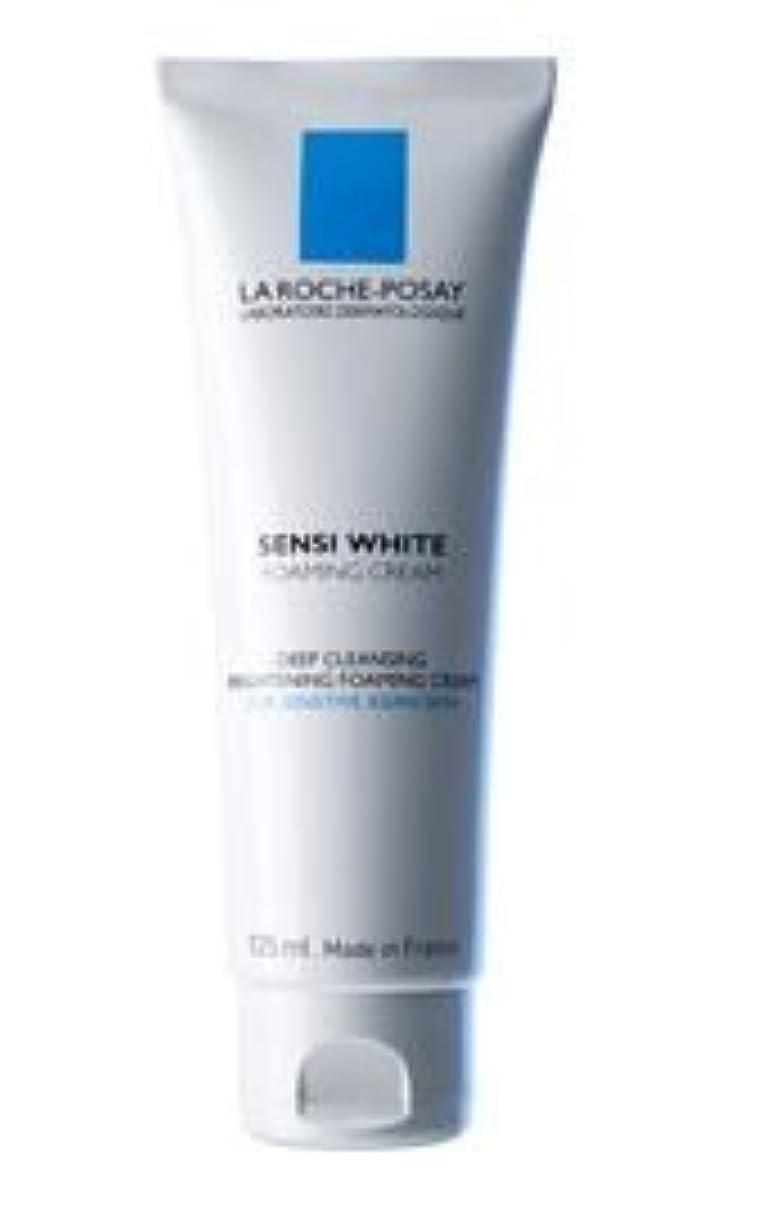 ラロッシュポゼ センシホワイト フォーミングクレンザー (敏感肌の為の洗顔料)