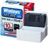 日立マクセル 3.5インチ フロッピーディスク Windows 10枚 MFHD18.D10P