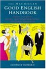 The Macmillan Good English Handbook