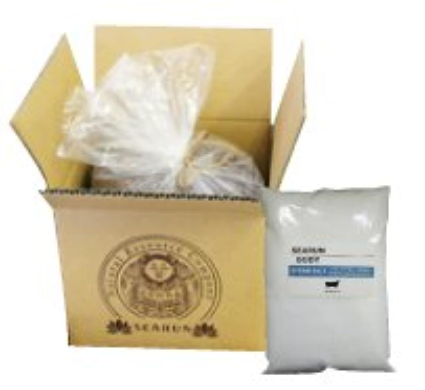 長方形作業アプローチデッドシーソルト(DEADSEA SALT)死海の塩 1kg (5kg)