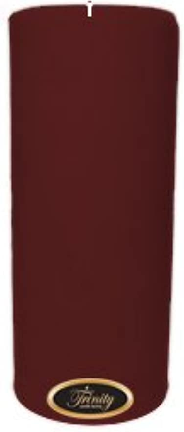 Trinity Candle工場 – Mulberry – Pillar Candle – 4 x 9