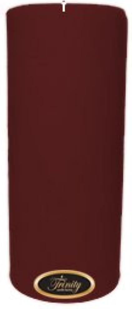 興奮知人マッシュTrinity Candle工場 – Mulberry – Pillar Candle – 4 x 9