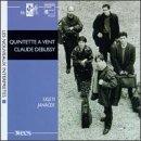 Quintete a Vent Claude Debussy