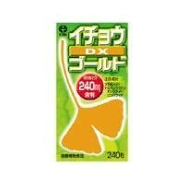 甘味チップみがきます井藤漢方製薬 イチョウDXゴールド 250mg×240粒 2個セット