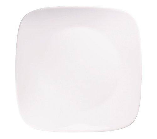 RoomClip商品情報 - コレール プレート 皿 幅26.5cm 割れにくい 軽量 ウインターフロストホワイト スクエア 大皿 J2213-N CP-8901