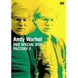 アンディ・ウォーホル DVD SPECIAL BOX FACTORY 2