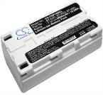 用バッテリーTopcon gpt-7000i gpt-7500gpt-9000gpt9000a gts-7507.4V 2600mAh