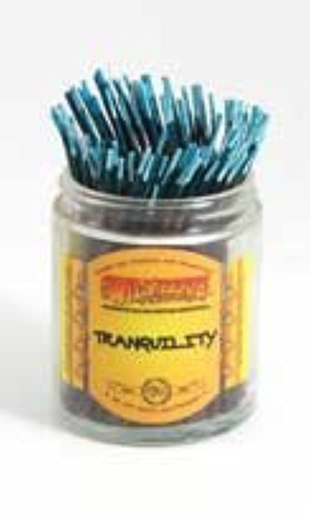 オッズ試みとげのあるTranquility – Wild Berry Shorties Incense Sticks – 100