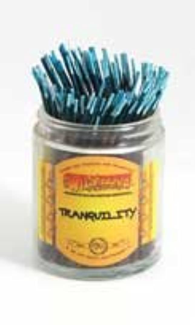 ビジター単に忙しいTranquility – Wild Berry Shorties Incense Sticks – 100
