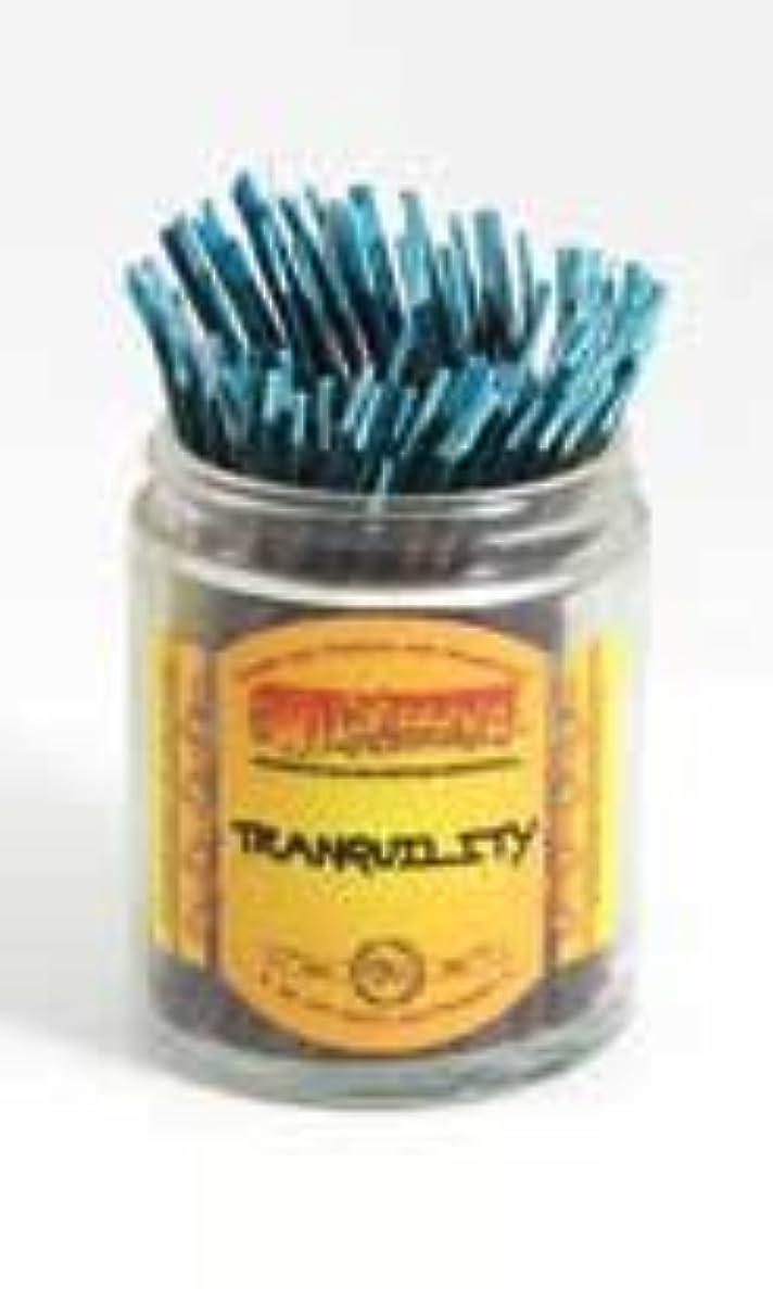海思いやりのある文字通りTranquility – Wild Berry Shorties Incense Sticks – 100
