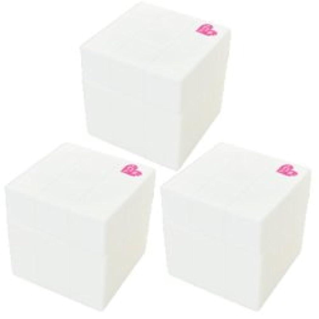 たらい公式竜巻アリミノ ピース グロスワックス80g(ホワイト)3個セット