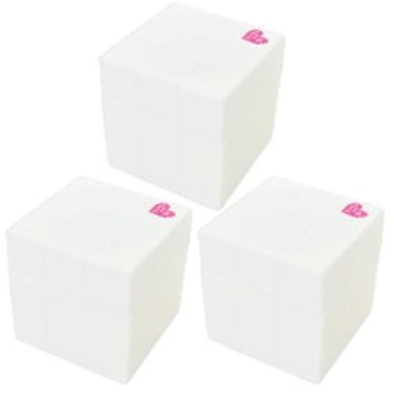 集団的流宿るアリミノ ピース グロスワックス80g(ホワイト)3個セット