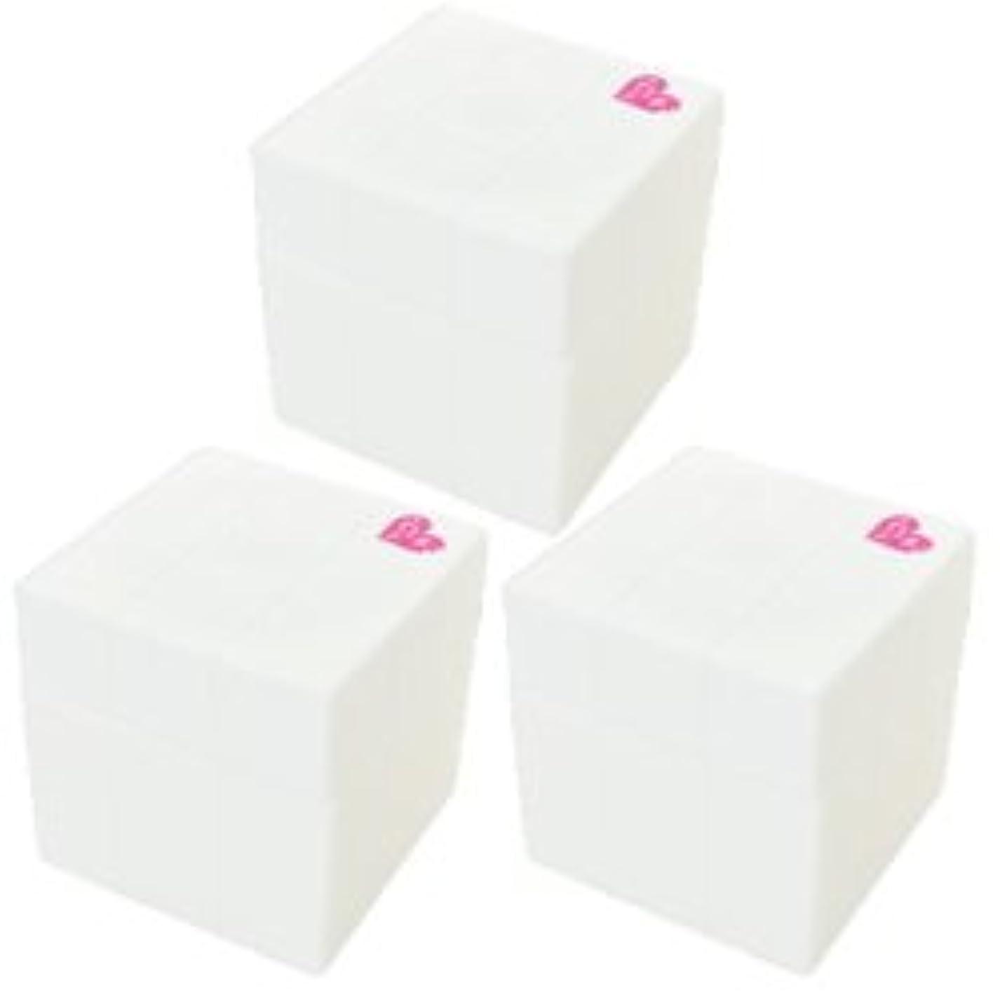 削減インシュレータラインナップアリミノ ピース グロスワックス80g(ホワイト)3個セット