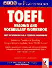 Arco Toefl Reading and Vocabulary Workbook (Toefl Reading and Vocabulary Workbook, 2nd ed)