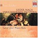 Schubert;Lieder