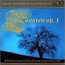 Sonaten Opus 1 by Ildiko Kertesz